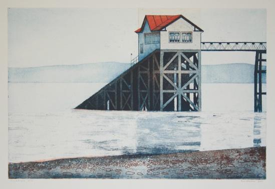 Mumbles - 60 x 40 cm - oplage 10 – 2011