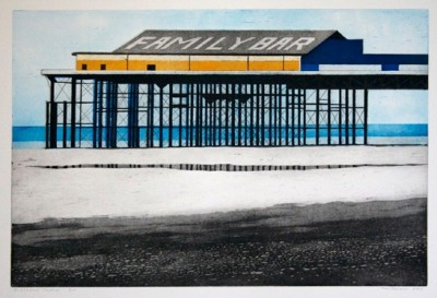 Blackpool Central - 60 x 40 cm - oplage 10 – 2012