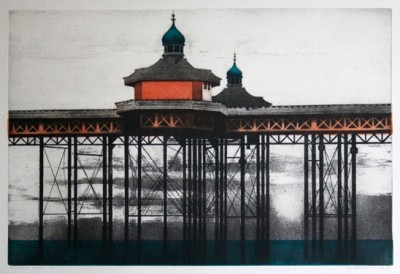 Blackpool North - 60 x 40 cm - oplage 10 – 2012
